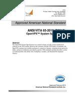 Vita 65 Openvpx 1 10