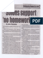 Peoples Journal, Aug. 28, 2019, Solons support no homework bill.pdf