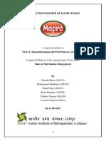 Channel Member Management - Mapro