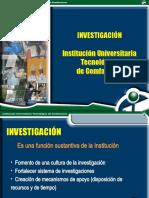 Sesión 1 - Investigación Unicomfacauca