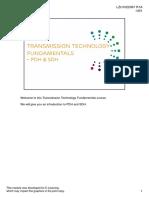 LZU1022367 R1A Transmission Technology Fundamentals - PDH and SDH.pdf