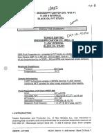 Cht-la-970901 Black Oil Pvt Study