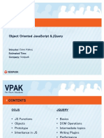 Object Oriented JavaScript and jQuery-v1.pptx