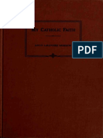 My Catholic Faith - A Manual of Religion - Morrow, Louis Laravoire