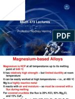 Lecture - Magnesium Alloys_Hue's