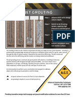 10 ACT Services - Jet Grouting