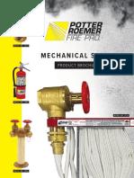 PR Mechanical Products Brochure L1001404