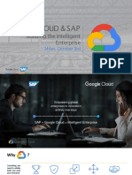Google for Sap Partners