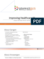 Answergen for Healthcare