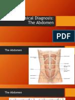 MD19 Physical Diagnosis - Abdomen.pptx