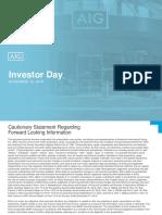 Investor Day Presentation f