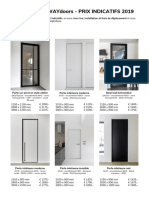 FR - Prix Indicatifs ANYWAYdoors