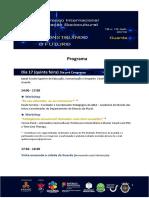Programa Congreso Aniacion Sociocultural Outubro 2019 Portgal