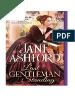 Jane Ashford - El Ultimo Caballero Honorable