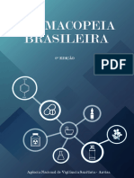 Farmacopeia Brasileira Vi Ed. Vol. 1