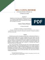 Aurea Cadena Homero