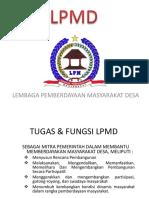 LPMD baru
