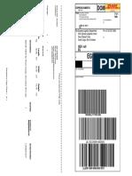 Carrier Label