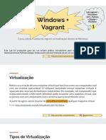 LAB Python-Django - Parte 1 - Windows e Vagrant