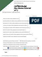 Posisi Elemen Di Tengah Dengan CSS _ Vertical & Horizontal _ Tutorial Web Design
