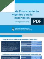 Financiamiento Agroindustria
