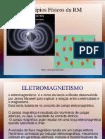 Princípios Físicos em RM