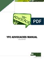 YFC Advocacy Manual 2016