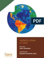 AMERICA LATINA EN CIFRAS, PORCENTAJES Y TABLAS.