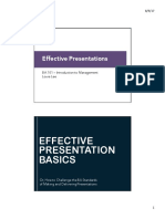 LN BA101 0 Effective Presentation Basics S12017