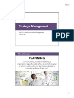 LN BA101 6 Strategic Management S12017