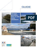 Guide Barrage Gonflable CETMEF 2012