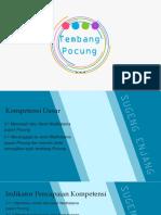 Tembang Pocung