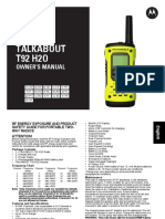 MN002243A01-AF Itit Talkabout T92 H2O Owners Manual