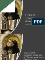 Aquinas' Ethics