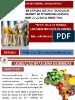 Aula 1 e 2 - Legislação e Mercado de Bebidas