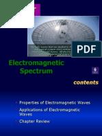 Electromagnetic Spectrum 2010