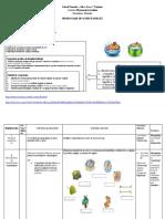 Proiect Cl VI- A. Structura Celulei