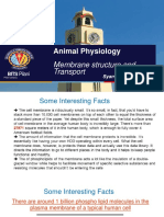 AnimalPhysiology_Membrane Structure and Function