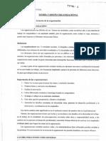 Tema 1- Teoría y Diseño Organizacional