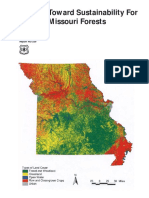 Toward Sustainability for Missouri Forests