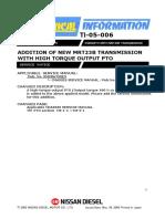 TI 05 006 Highoutput Pto