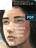 Beverly, Right Here by Kate DiCamillo Chapter Sampler
