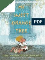 My Sweet Orange Tree by José Mauro de Vasconcelos Chapter Sampler
