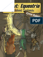 Fallout Equestria Wasteland Ventures