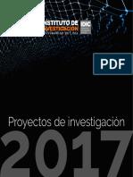 Investigaciones IDIC 2017