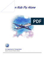 Kids Fly Alone