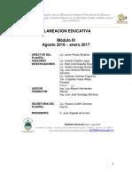 PLANEACIÓN MODULO  III  JUAN - VIOLETA.docx