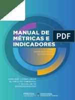 Manual de Metricas e Indicadores Para Emprendimientos Sustentables Proesus