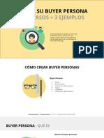 eBook Buyer Persona Ejemplos