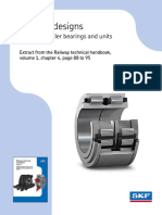 Bearing Designs Cylindrical Roller Bearings and Units